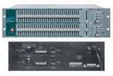 Gqx3102図形平衡装置、プロ音響設備プロセッサ