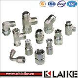 (12611A) Bspの糸の倍の使用の油圧管継手