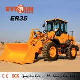 Price poco costoso Everun Wheel Loader Er35 con Euroiii Engine