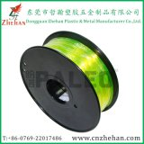 Gloeidraad Filament/PETG de van uitstekende kwaliteit van het Effect PLA van de Druk