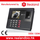 Free Sdk를 가진 Realand Biometric Fingerprint Time Attendance System