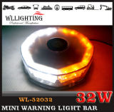 32W LED Basso-Profile Warning Mini Bars
