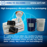 Platine Cure RTV Silicone pour Rapid Prototyping