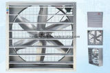 exaustor industrial fixado na parede das lâminas da liga 43inch de alumínio