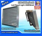 Luz al aire libre estándar de la viruta 2000W del CREE IP66 de la UL