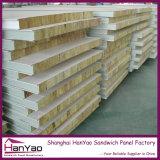 Fabrik-Preis-feuerfestes Isolierstahlzwischenlage-Panel Shanghai-Hanyao für Bauunternehmen
