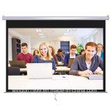 70X70インチの高品質および安い価格の手動映写幕