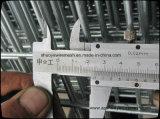 2X2 a galvanisé le panneau soudé par acier de treillis métallique pour la frontière de sécurité