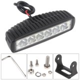 18W Mini ATV LED Work Light Bar, Offroad Lamp