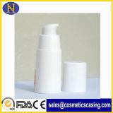 Flaschen-Duftstoff-Flasche heiße der Verkaufs-weiße Farben-Plastikkosmetik-pp. luftlose