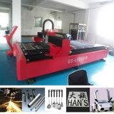 500W 700W 1kw, 2kw, 3kw, prix de machine de découpage de laser de fibre de commande numérique par ordinateur de feuillard 4kw avec Ipg