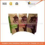 Мешок качества еды бумаги Kraft популярного качества Biodegradable
