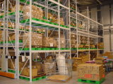Nova - Full Use von Storage Space Movable Pallet Racking