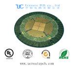 PCB van uitstekende kwaliteit voor de Bank van de Macht met het Groene Masker van het Soldeersel