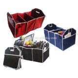 Устроитель устроителя Toolbox мешка хранения ботинка вагона закрытого типа хранения устроителя автомобиля/тележки 3 слоев складывая