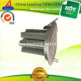 Carcaças peritas principais da luz de teto do diodo emissor de luz da carcaça de alumínio