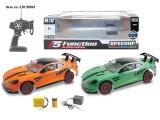 5 brinquedos de controle remoto do carro da canaleta com bateria do cambiador (1: 10)