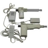 Control de la mano para la C.C. teledirigida eléctrica del actuador del motor de la cama de hospital de la base DC24V
