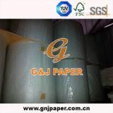 Papel de seda química pulpa blanca para el mercado de Brasil
