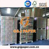 Розовое Woodfree Paper с Roll Packing