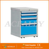 Drawers를 가진 금속 Storage Mobile Files Tool Chest Side Cabinet