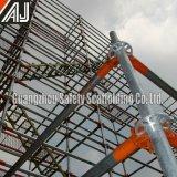 Леса Ringlock изготовления Гуанчжоу гальванизированные сталью