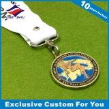 De mooie Medailles van het Jonge geitje passen de Harde Medailles van de Herinnering van het Beeldverhaal van het Email aan