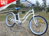 Новый CE Electric Bike Beach Bike OEM Style для Lady