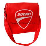 OEM Order Strap ajustável PP laminado não tecido promocional Shoulder Bag