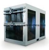 Refrigeratore di acqua con pellicola discendente con pellicola discendente dello scambiatore di calore del piatto del cuscino