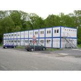 Дом контейнера плоского пакета для конференц-зала