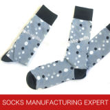 Qualität von Mens Comb Cotton Leisure Sock (UBM1026)