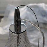 유럽 거실 투명한 유리제 파인애플 모양 펀던트 램프