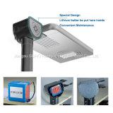 15-30W LED Integrated illumina l'indicatore luminoso di via del LED solare