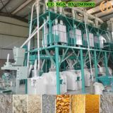 Wheat Turnkey Grinder Mill From 10t a 300t Capacity