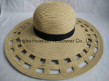 كبيرة حاسة شاطئ أسلوب [فلووبي] [ببر بريد] قبعة