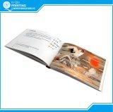 Impression bien projetée de livre de couleur de qualité