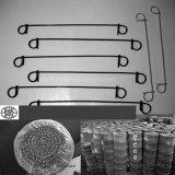 Collegare galvanizzato 1.2mm del legame del ciclo del sacco del collegare Legare-Doppio