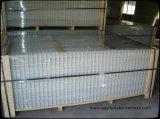 Treillis métallique soudé galvanisé plongé chaud d'acier inoxydable