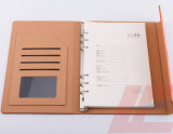 Dagelijkse Agenda 2016 van het Notitieboekje van de Stijl van het Type van organisator/van de Ontwerper de Magnetische A5