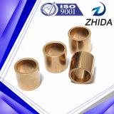 Bucha de bronze aglomerada bronze da metalurgia de pó