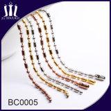 ステンレス製の球の鎖に玉を付ける高品質の金属