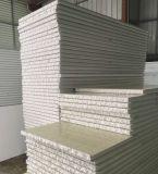 Металл смотрел на изолированную водоустойчивую панель сандвича EPS полистироля для доски стены и потолка