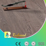 Revestimento estratificado do carvalho HDF AC4 E0 do anúncio publicitário 12.3mm
