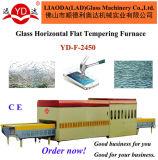 Liaoda (JUNGER MANN) Glas Yd-F-2450, das Ofen-Maschinerie mildert