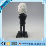 OEMの樹脂のマスコットはへまをする昇進(HG048)のためのヘッドについて
