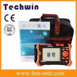 Techwin手持ち型の光学OTDRの試験装置