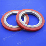 Alta calidad, los anillos de goma para la industria metalúrgica de la lámina