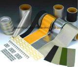 RFID che ostruisce i materiali conduttivi del metallo del tessuto