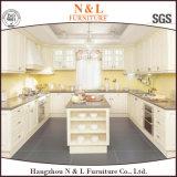 N & l неофициальные советники президента кухонного шкафа твердой древесины модульные